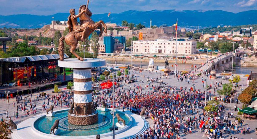 Македония согласилась сГрецией опереименовании страны
