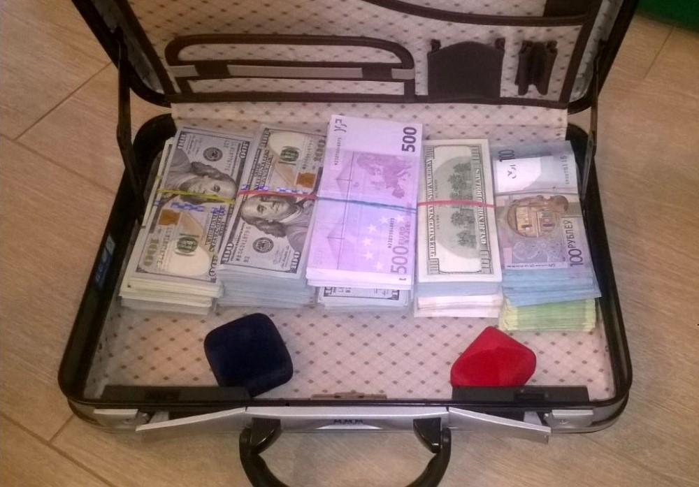 Гендиректора одного из госхолдингов задержали за взятку в €85 тыс.