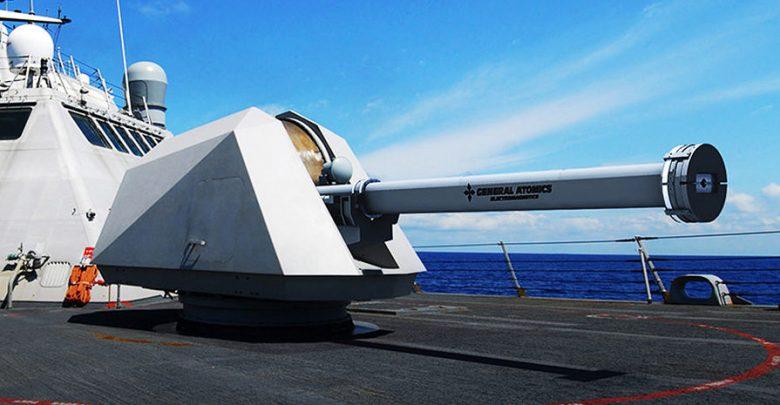 Головная пушка военного корабля