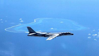 Китайский бомбардировщика H-6K
