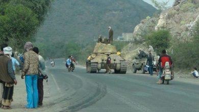 Танк Т34-85 в Йемене