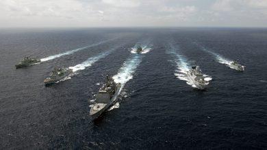 Корабли постоянной морской группы НАТО