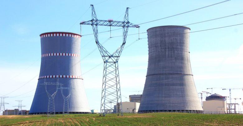 Белорусская атомная станция
