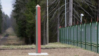 Погранзона Беларуси