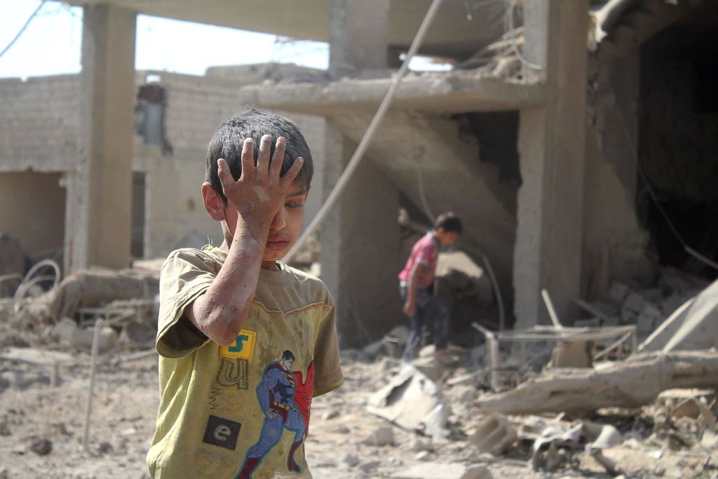 Фото дети сирия