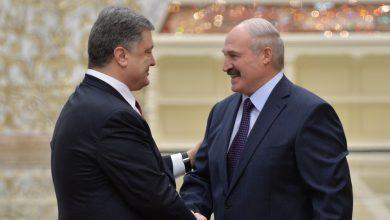 Президенты Украины и Беларуси