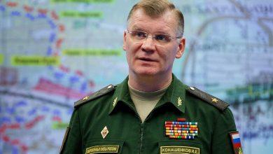 Генерал-майор России Игорь Конашенков