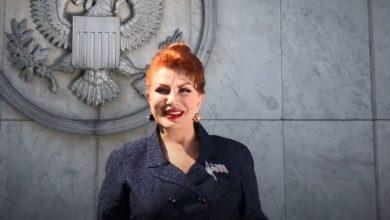 Посол США в Польше Джорджетт Мосбахер