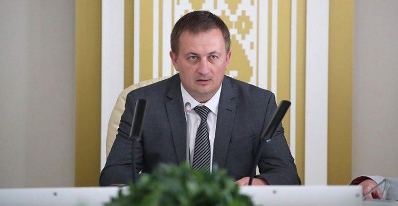 Первый вицепремъер Беларуси Александр Турчин