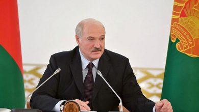 Президент Беларуси Александр Лукашенко на совещании