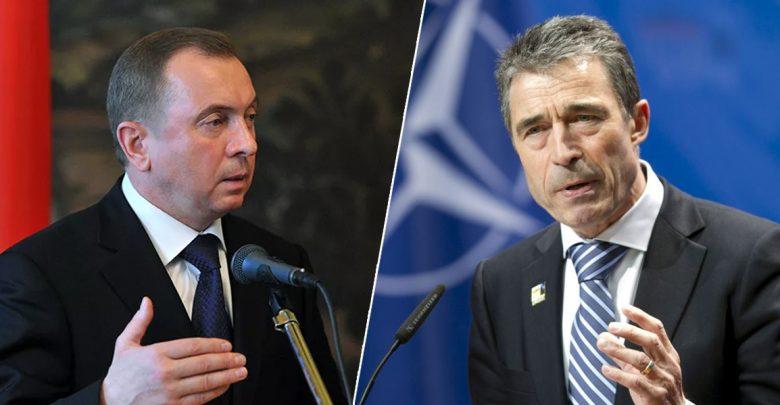 Глава МИД РБ Макей и экс-генсек НАТО