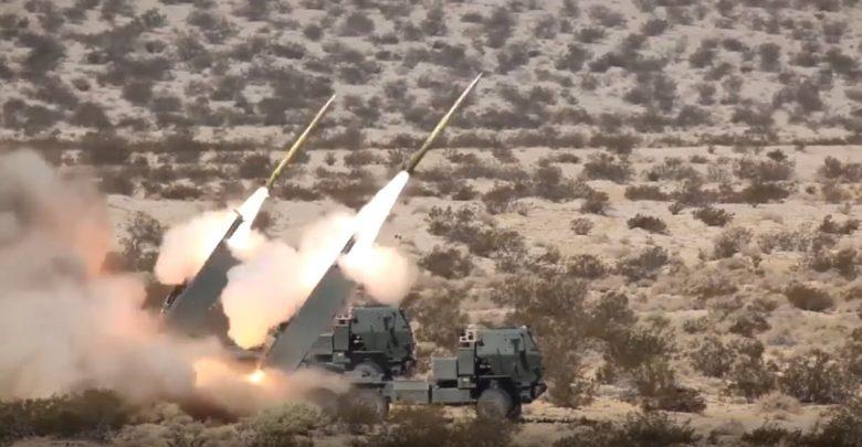 американская высокомобильная артиллерийская ракетная система HIMARS