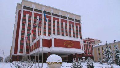 """""""Президент-Отель"""" в Минске, где проходят переговоры по Донбассу"""