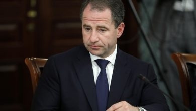 посол России в Беларуси Михаил Бабич