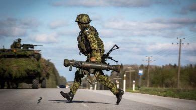 эстонский солдат