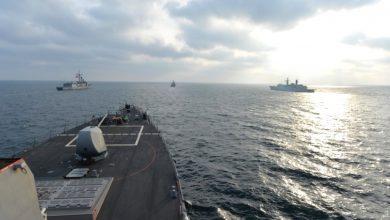 военные корабли США в Чёрном море