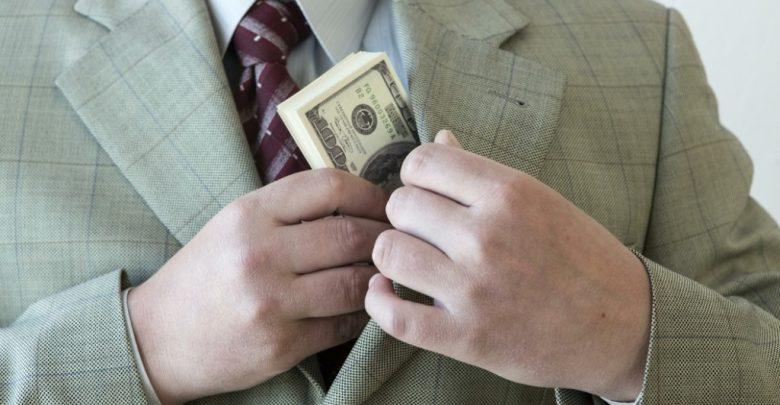 Что значит взятка в крупном размере