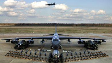 Комплект вооружения к бомбардирощику Б-52