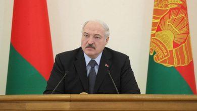 Президент Беларуси Лукашенко на совещании