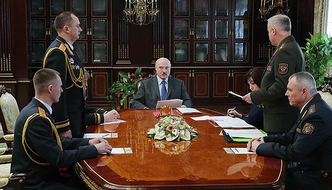 Президент Беларуси Александр Лукашенко 28 марта рассмотрел кадровые вопросы