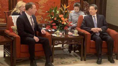 Photo of Беларусь и Китай обсудили подготовку двусторонней встречи Лукашенко и Си Цзиньпина в апреле