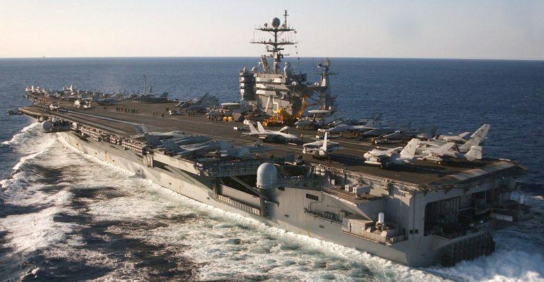 Авианосец - USS Harry S. Truman