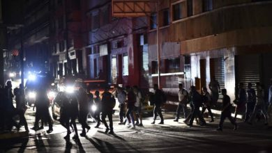 Венесуэла без электричества
