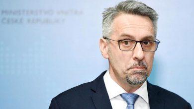 министр обороны Чехии Лубомир Метнар