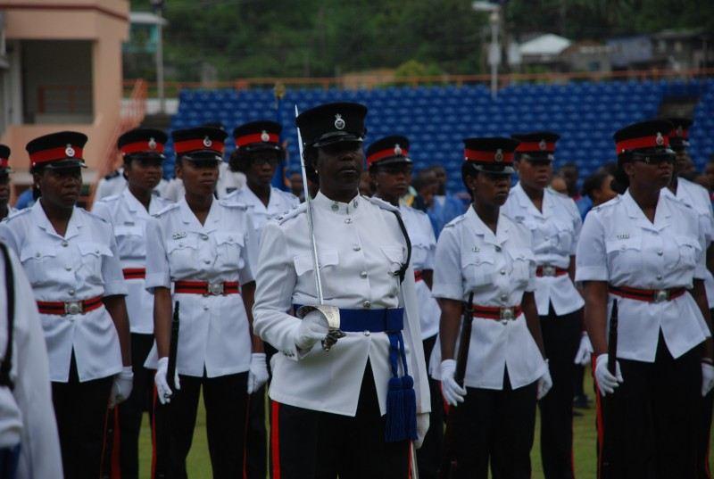 Полиция Гренады