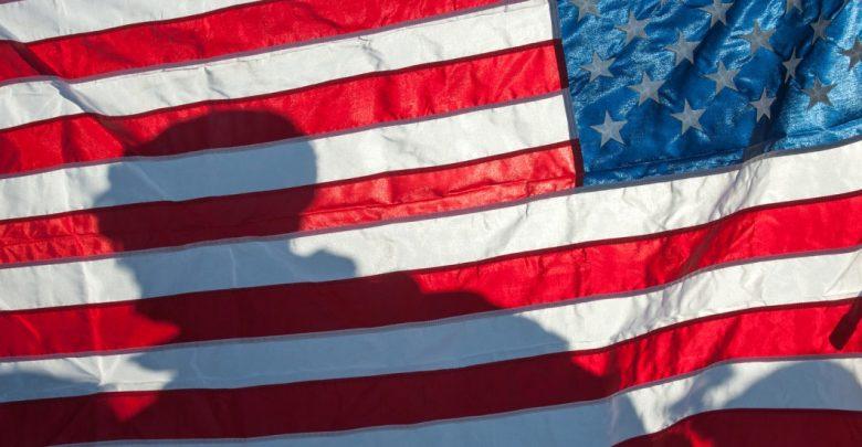 американский флаг, флаг США