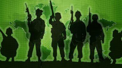 Страны без армий
