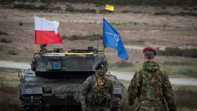 польский военный, НАТО