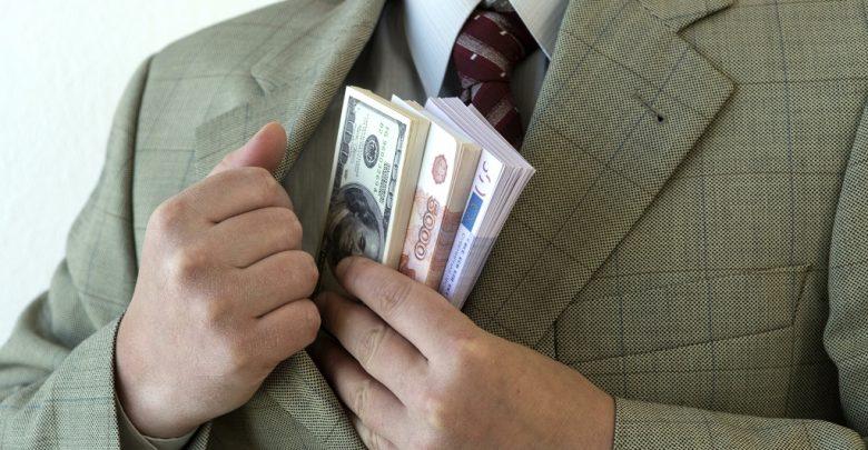 взятки, коррупция, взяточник