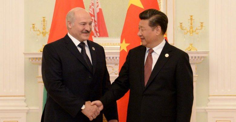 Лукашенко и Си