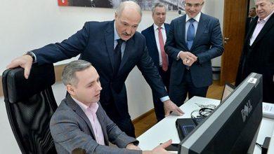 Президент Беларуси в Парке высоких технологий