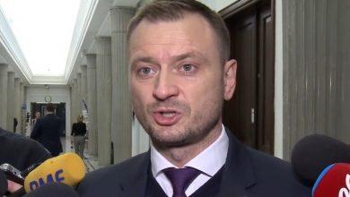 Член польской партии Гражданская платформа Нитрас