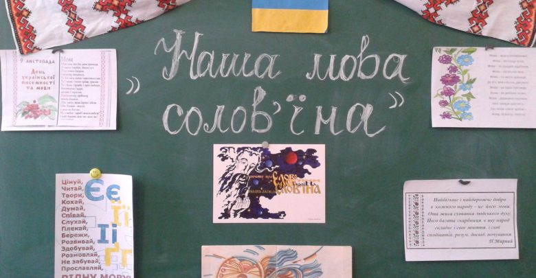 Школьная доска