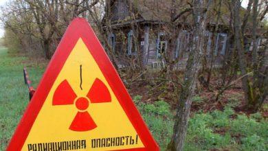 зона радиации
