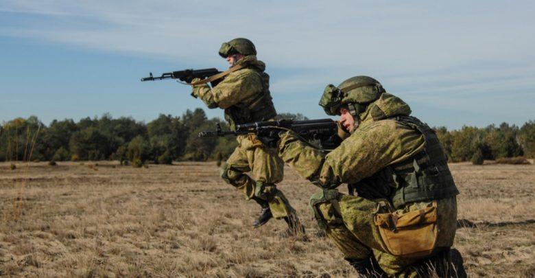 военные учения, военнослужащие