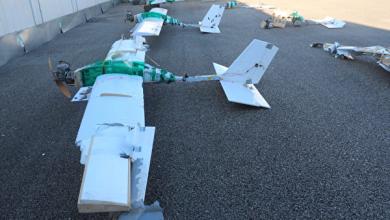 Беспилотники террористов летевшие на базу России в Сирии