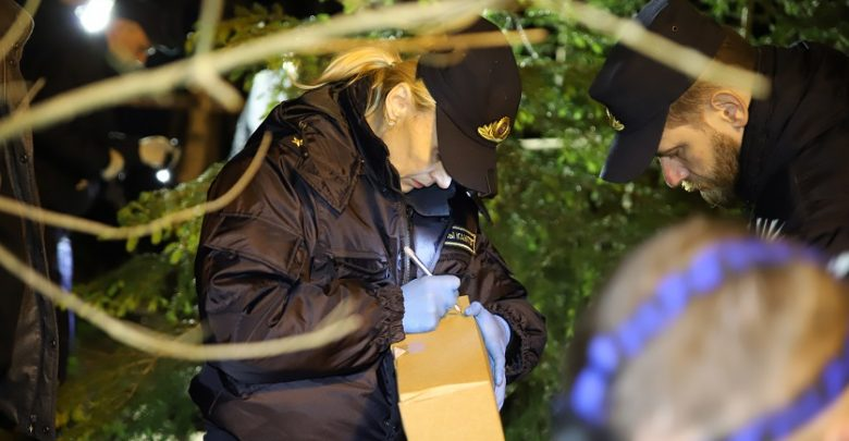 расследование убийства милиционера из Могилёва