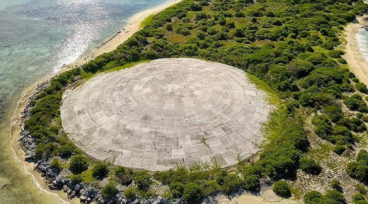 """""""Ядерный гроб"""" США построенный в тихом океане"""