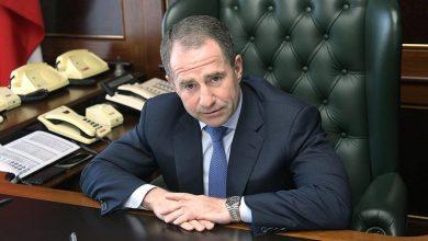 Бывший посол России в Беларуси Михаил Бабич