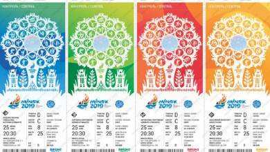 Билеты на Европейские игры в Минске 2019