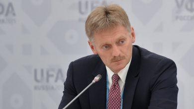 Официальный представитель президента России Дмитрий Песков