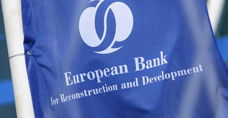 ЕБРР лого