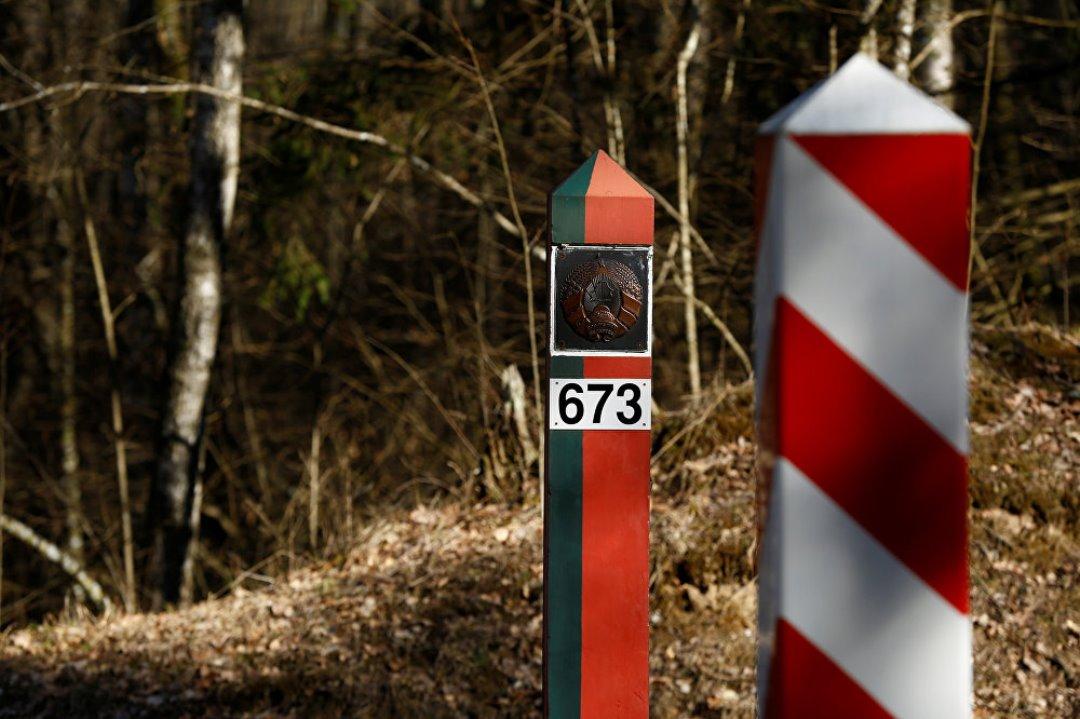 Гродненские пограничники проводят эксперимент по введению «единого номера»