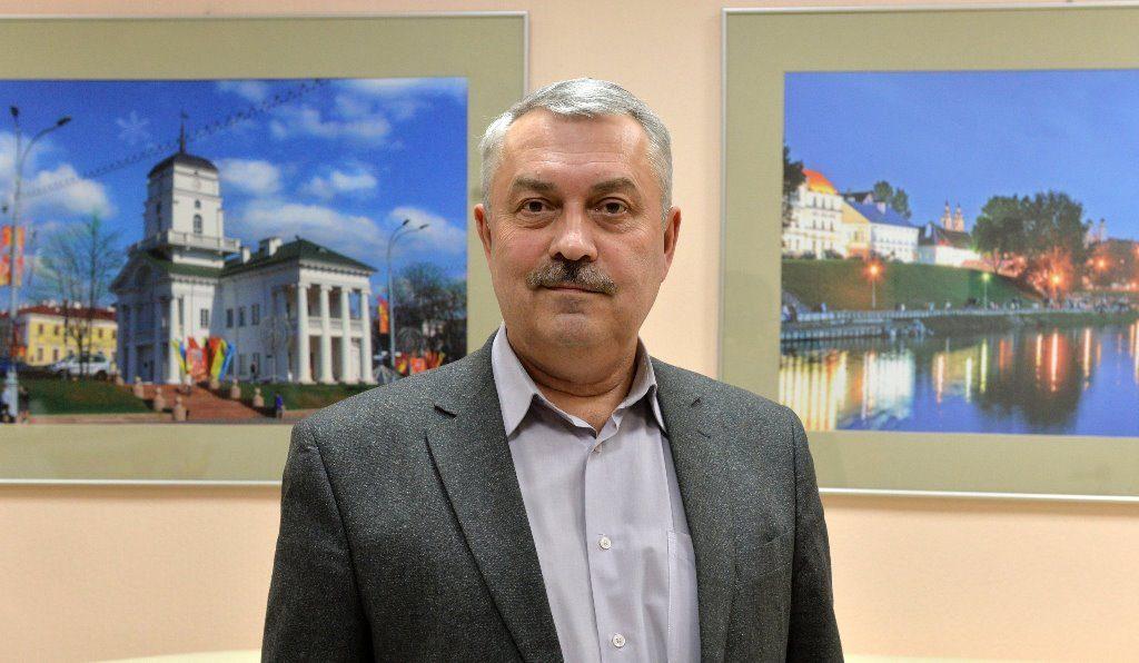 главный архитектор Минска Алексей Мартынов