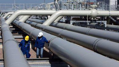 нефть поставки