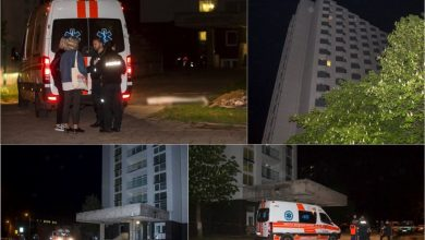 в Вильнюсе погибла студентка
